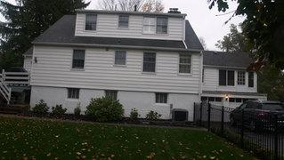 Shingle Style - Existing Rear Facade - Architect in Madison, NJ