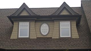 More Dormer Details on Shingle Style Residence in Mendham, NJ