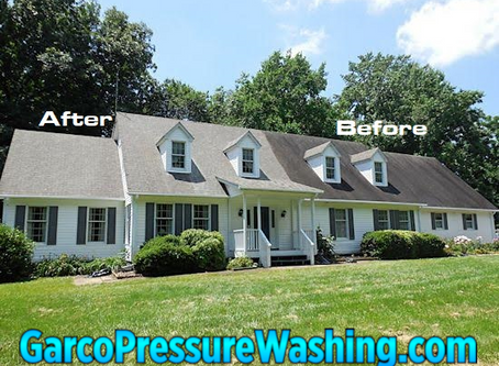 "ARMA - American Roofing Manufacturers Association - Warns ""Never use Pressure Washer to Clean Roof!"