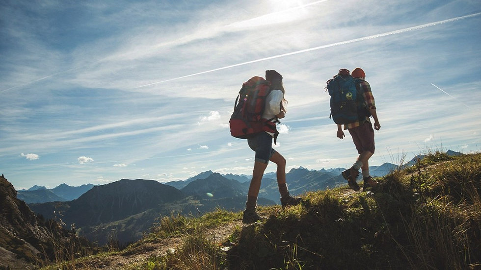 Hiking Attachment