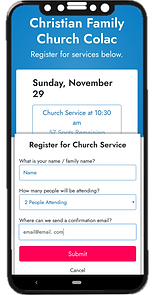 Church BOOKING phone.png