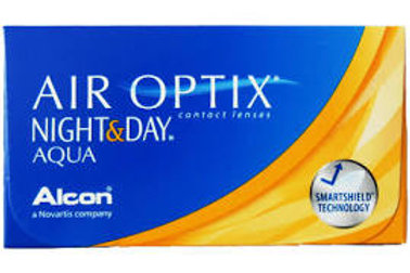 Air Optix Night & Day Aqua 6 Pack 6 Month Supply - Monthly
