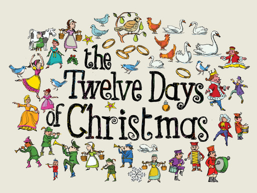 The 12 Days of Copywriting Christmas