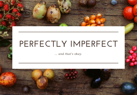 Being Imperfect
