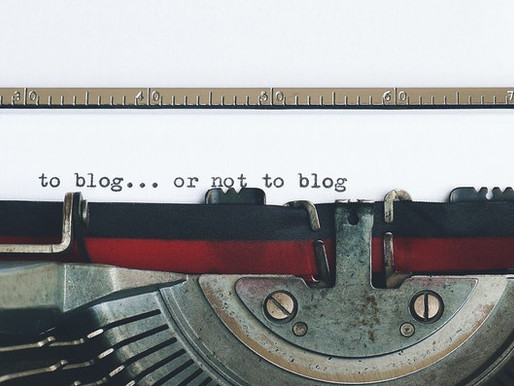 A-Z of Copywriting: B — Is Blogging for Business too Old School?
