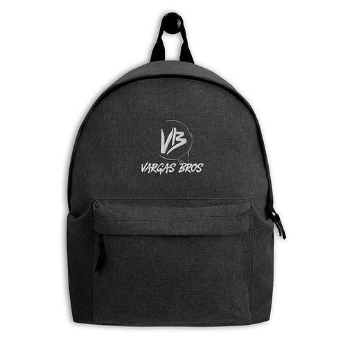 Vargas Bros Embroidered Backpack