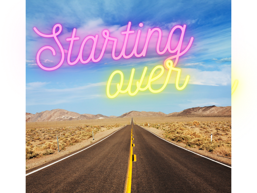 Addicted to Starting Over