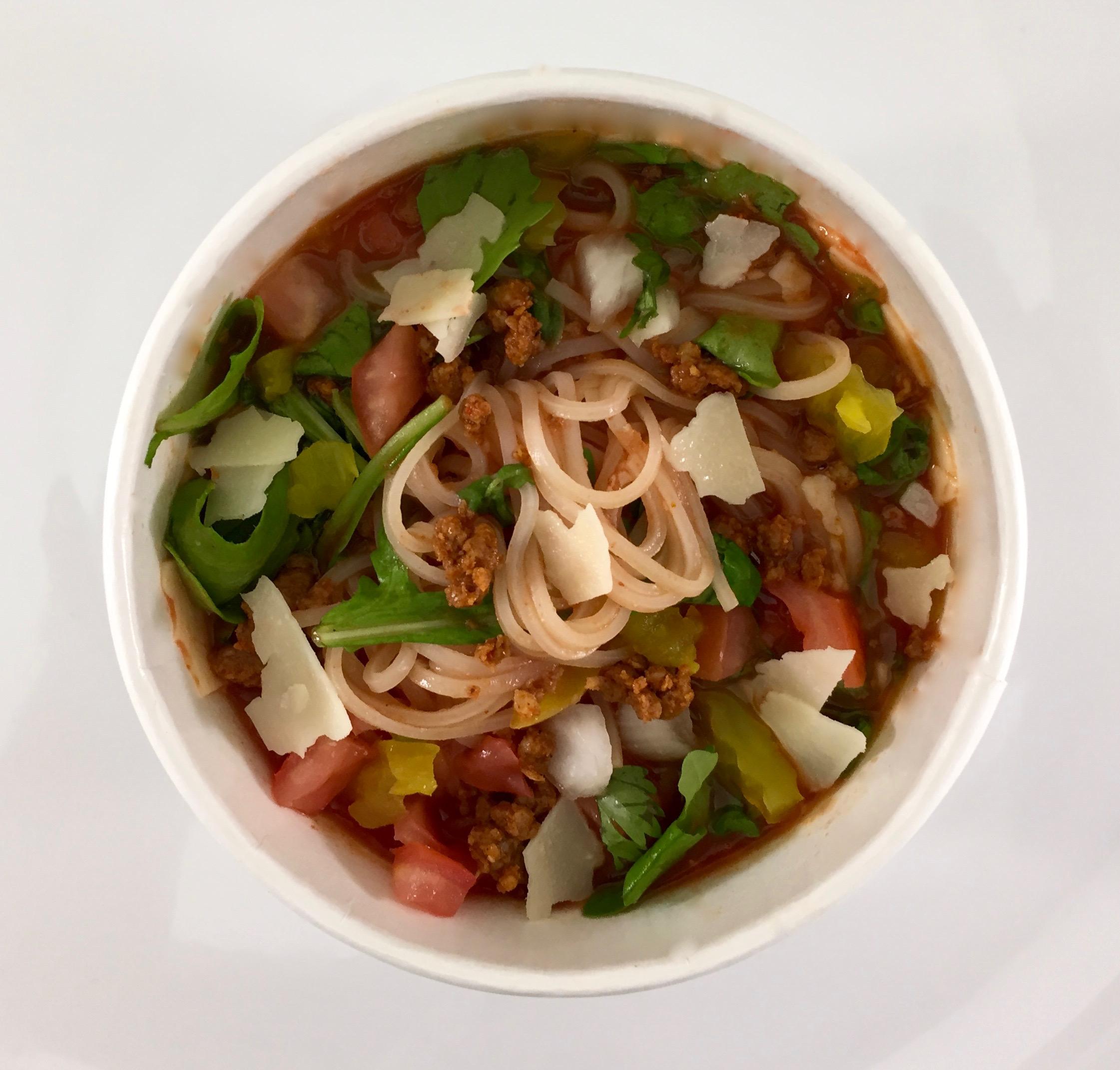 Diablo Noodle Bowl
