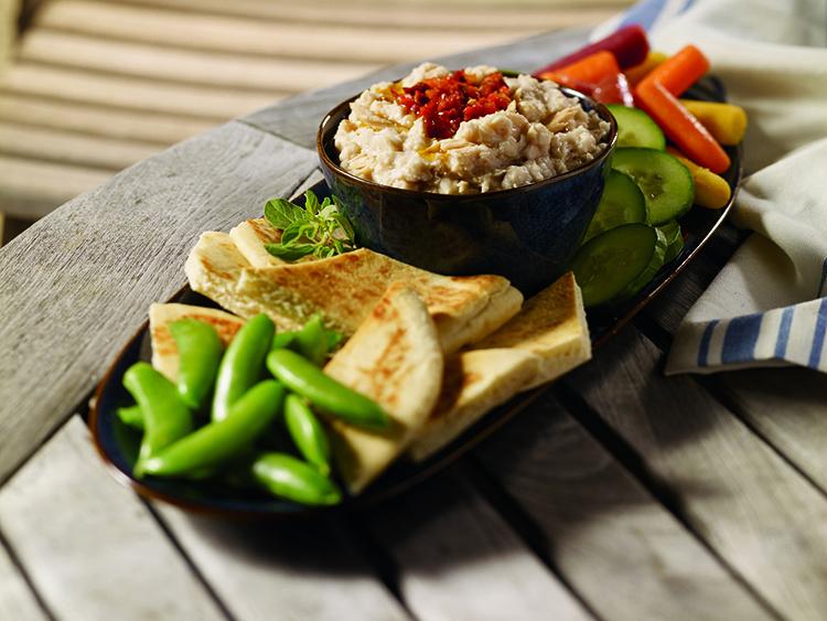 Wild Planet Tuna Hummus
