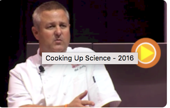 Cooking Up Science IFT 2016