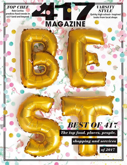 417 Magazine Best of Issue