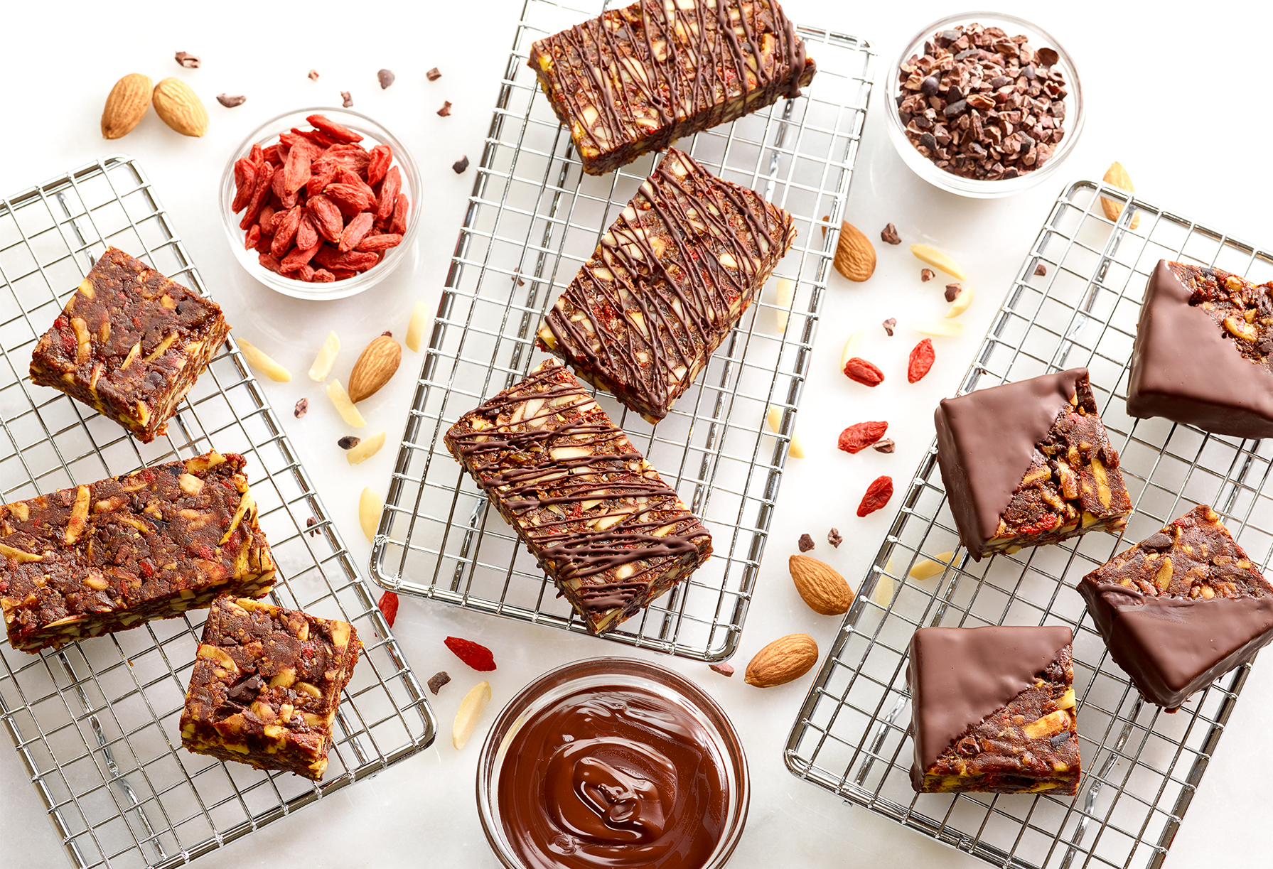 Mocha Goji Almond Crunch Bar