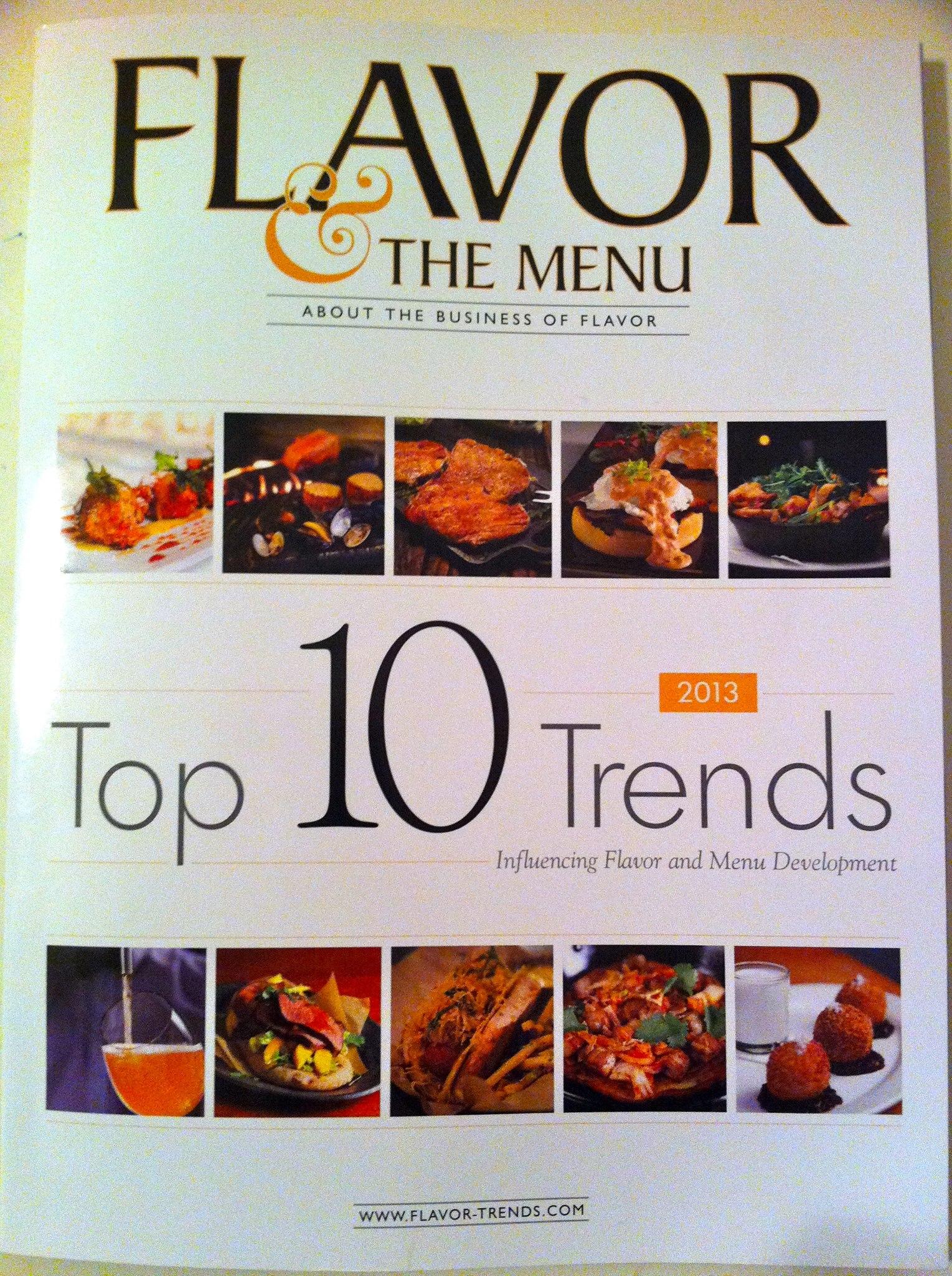 Top 10 Trends 2013