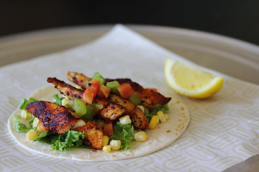Disco Fish Taco