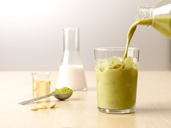 Moringa Almond Refresher