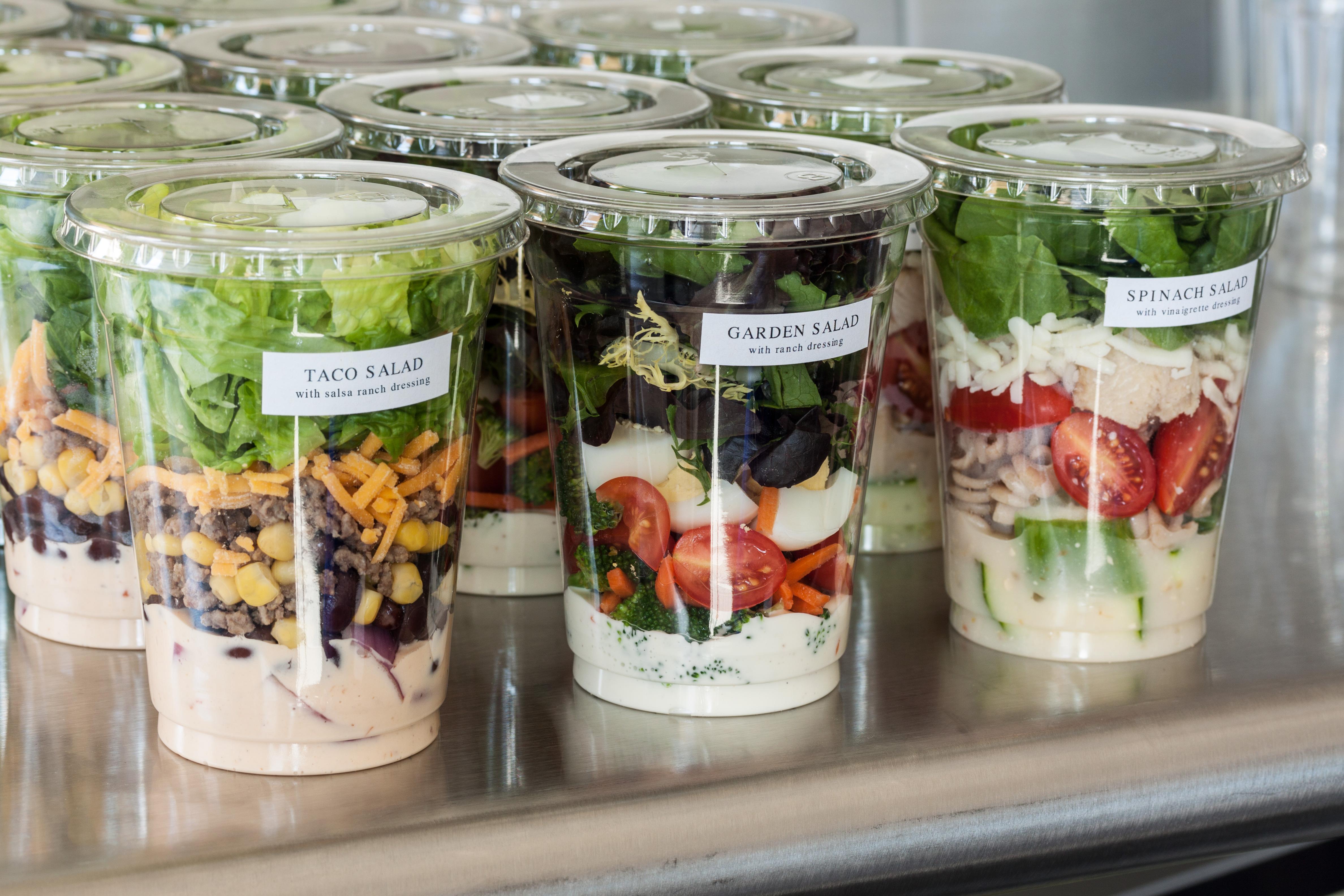K-12 Salad Cups
