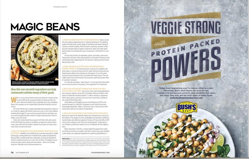 Magic Beans Article