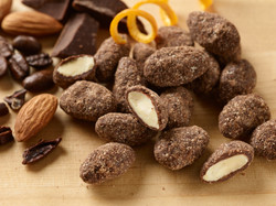 Brazilian Coffee & Cocoa Almonds