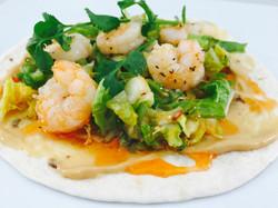 Nom Nom Shrimp Taco