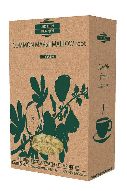 Common Marshmallow root