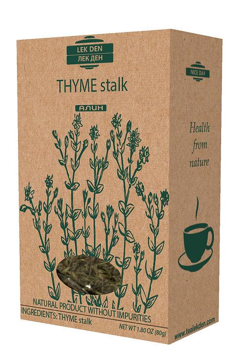 Thyme stalk