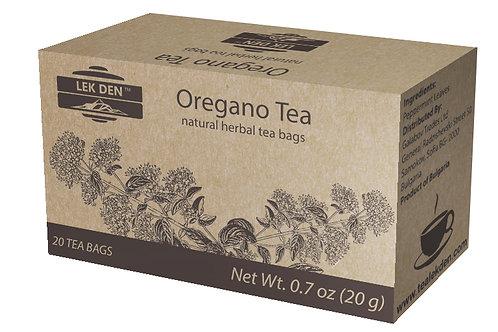 Oregano Tea