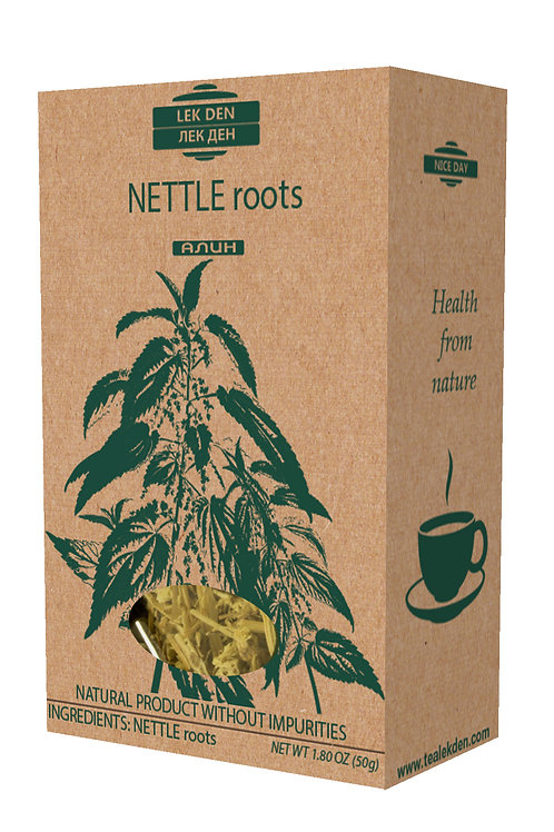 Nettle roots