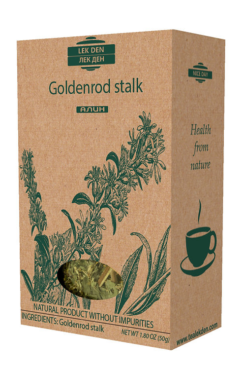 Goldenrod stalk