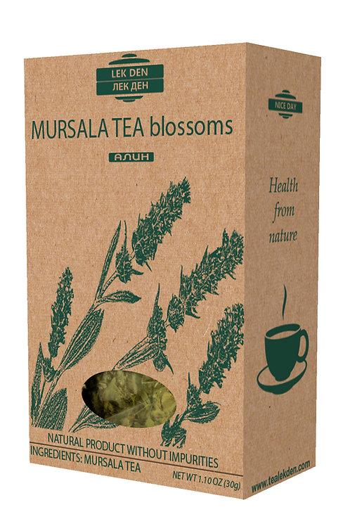 Mursala Tea blossoms