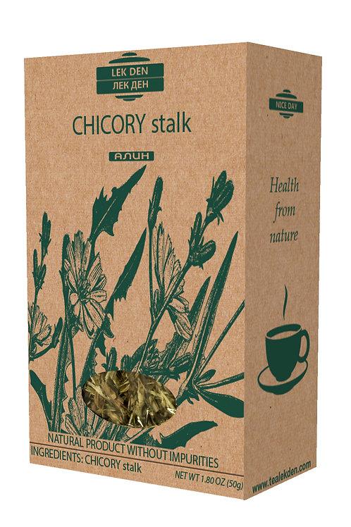Chicory stalk