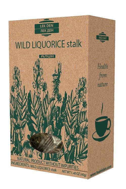 Wild Liquorice stalk