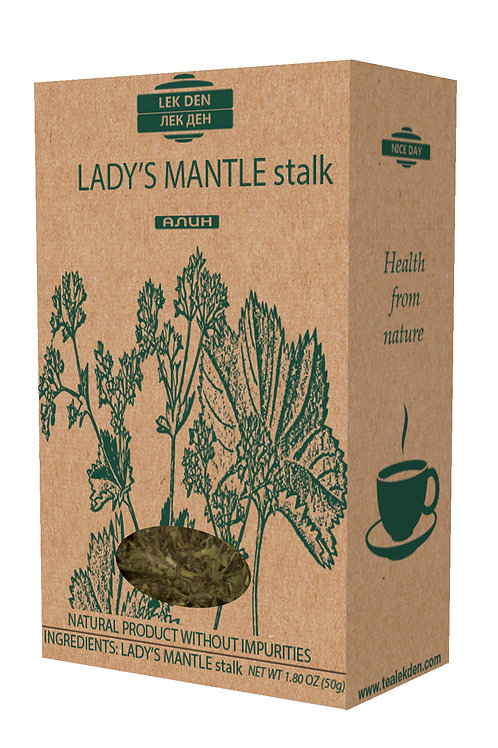 Lady's Mantle stalk