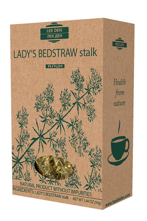 Lady's Bedstraw stalk