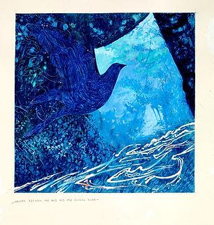 Jan Nesbitt  Written between The Wind and The Running River