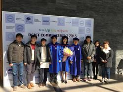 DGIST COMMENCEMENT 2015