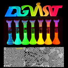 Multi-functional Quantum Dots Synthesis
