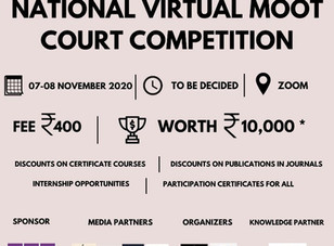 Parampara's Virtual Moot Court Competition: Register Now!!!