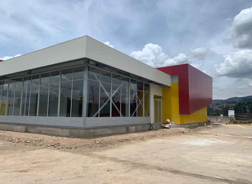 AeropuertoAlberto Lleras Camargo