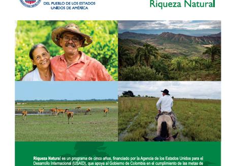 PROGRAMA RIQUEZA NATURAL