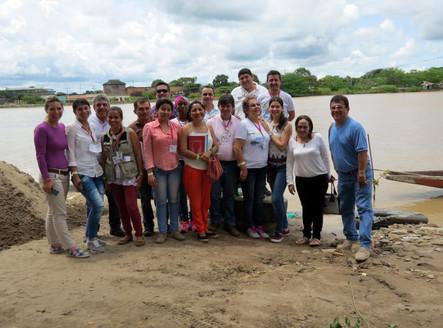 TALLER AGUA Y EDUCACIÓN – AL CAMBIO CLIMÁTICO