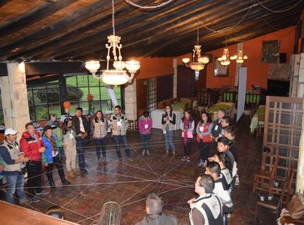 TALLER DE CARACTERIÓN Y DIAGNÓSTICO PARTICIPATIVO DE INICIATIVAS POTENCIALES - GUASCA