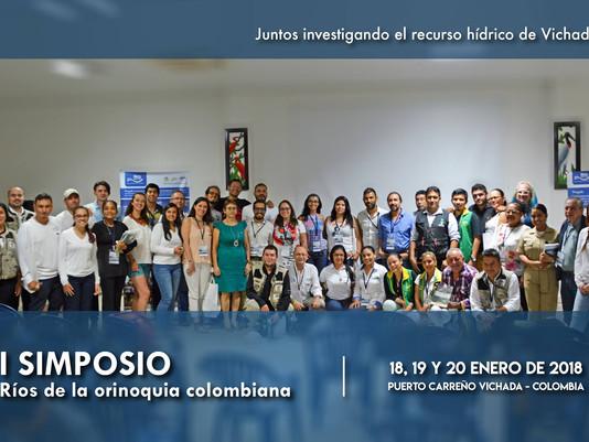 I SIMPOSIO RÍOS DE LA ORINOQUIA COLOMBIANA