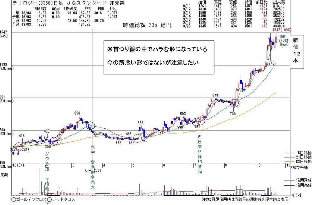 3356テリロジー   kabu104.jp