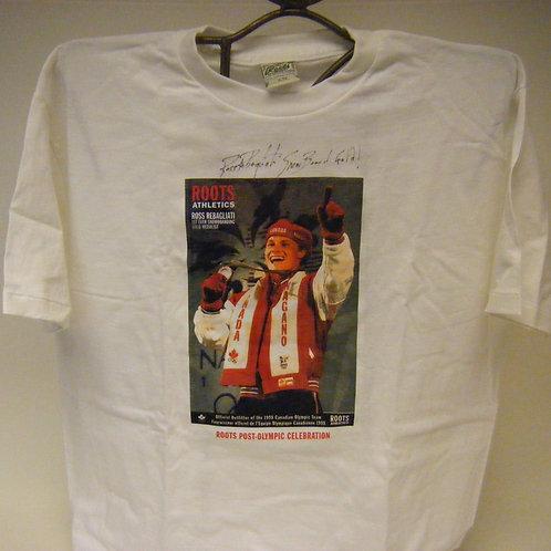 Ross Rebagliati Autographed T-Shirt