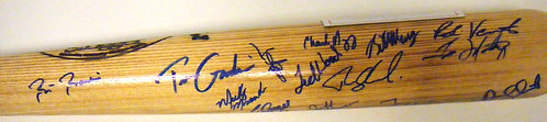 1988 USA Olympic Signed Baseball Bat