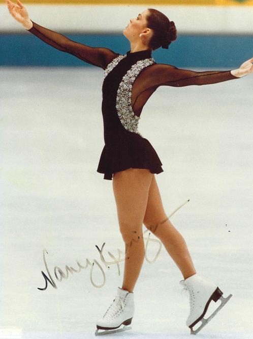 Nancy Kerrigan Autographed Photo
