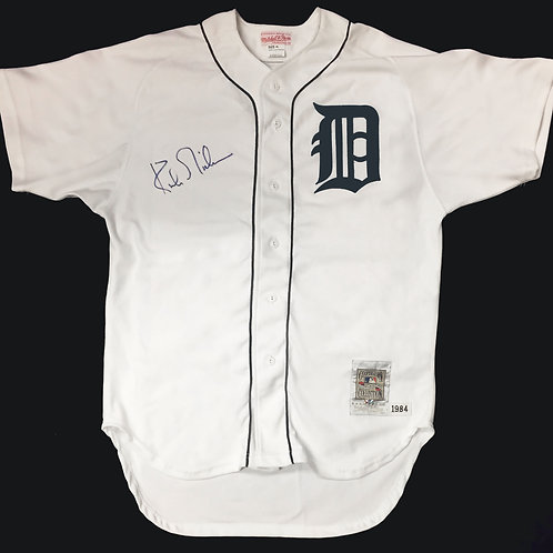 Kirk Gibson Signed Detroit Tigers Jersey