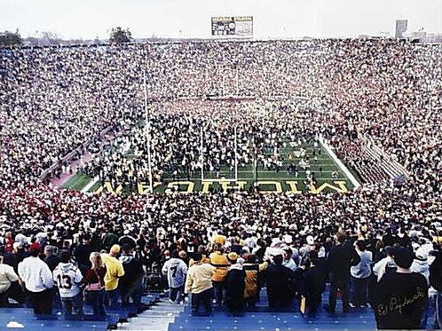 Michigan - Ohio State 100th Game Photograph - 2003