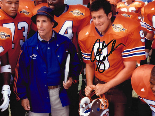 """Adam Sandler Autographed """"The Waterboy"""" Photo"""