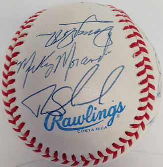 1988 USA Olympic Team-Signed Baseball